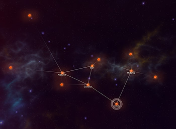 fog of war on the starmap
